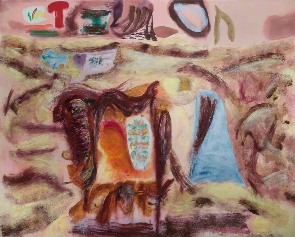 British Abstract Painting In The Eighties The Herbert Art