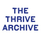 The Thrive Archive logo