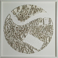 Dresden by Matthew Picton, 2010. Purchased with the assistance of the Art Fund