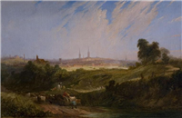 Coventry attributed to Thomas Lound (1802-1861)
