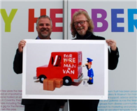Herbert competition winner awarded exclusive work of art