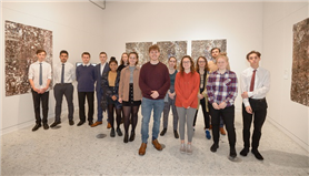 Students produce thought-provoking response to ARTIST ROOMS' Anselm Kiefer exhibition in Coventry