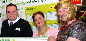Asda Volunteers give back to Coventry's Roman Heritage