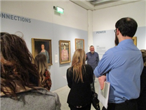 Teachers come Face to Face with latest exhibition