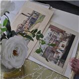Fantastic watercolour donations to Herbert Art Gallery & Museum